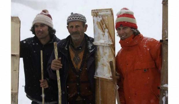 Μπροστά οι Πόντιοι και στο snowboard